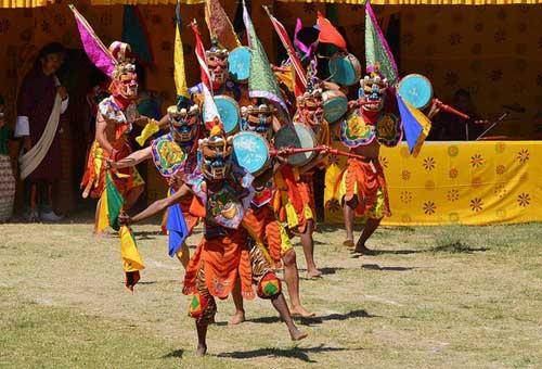 Punakha festival 2016