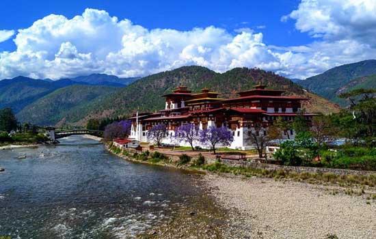 Punakha trek bhutan