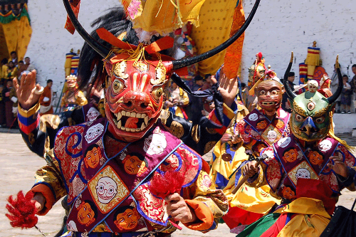 festival-of-bhutan