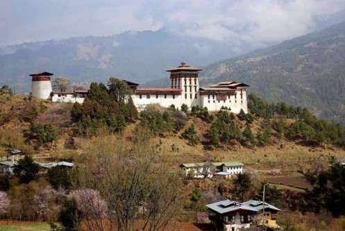 bumthang-valley