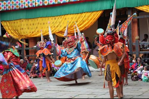 jakar tshechu-festival
